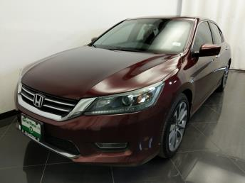 2013 Honda Accord Sport - 1380040261