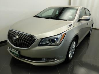 2014 Buick LaCrosse Leather - 1380040289
