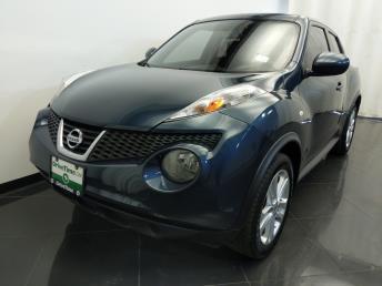 2014 Nissan JUKE S - 1380040305