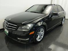 2014 Mercedes-Benz C250 Luxury
