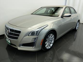 2014 Cadillac CTS 2.0 Luxury Collection - 1380040359