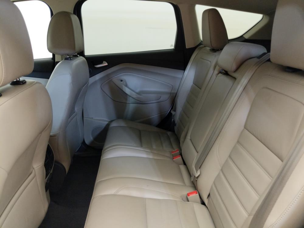 2017 Ford Escape Titanium - 1380040380
