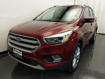 2017 Ford Escape Titanium - 1380040383