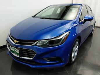 2017 Chevrolet Cruze Premier - 1380040387