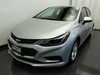 2017 Chevrolet Cruze LT - 1380040392