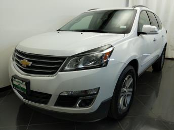 2017 Chevrolet Traverse LT - 1380040413