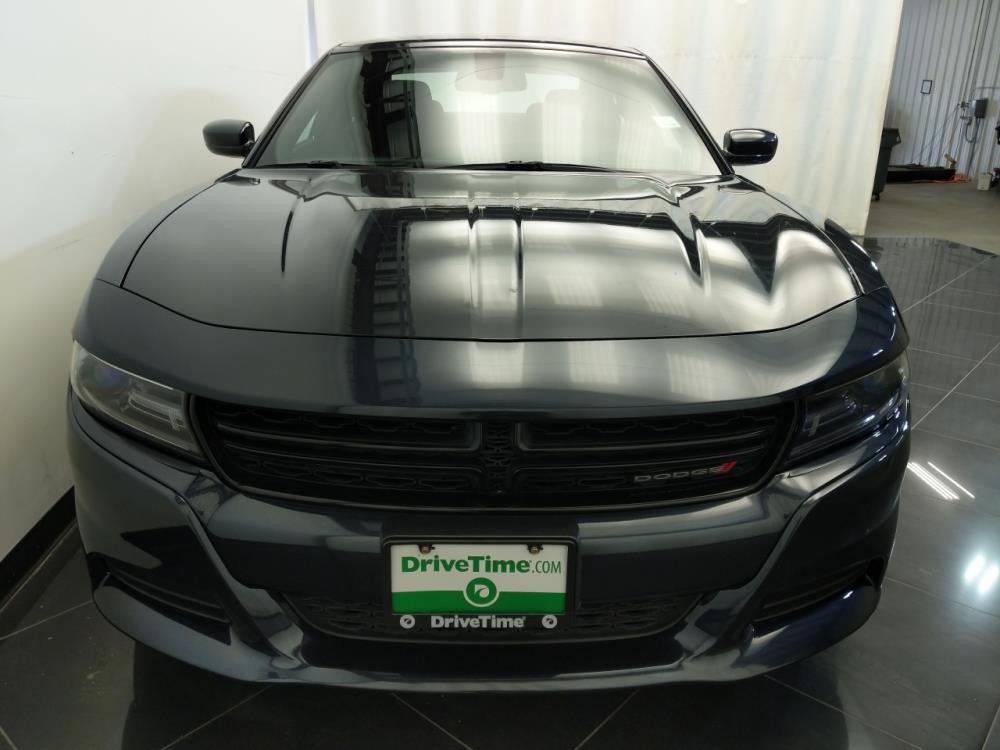 2017 Dodge Charger SXT - 1380040417