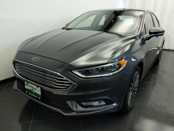 2017 Ford Fusion Titanium - 1380040422