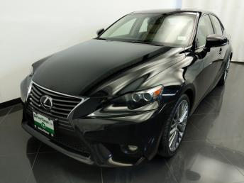 2015 Lexus IS 250  - 1380040424