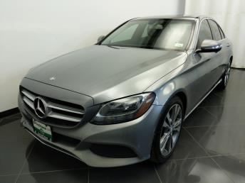 2015 Mercedes-Benz C 300 4MATIC  - 1380040471