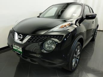 2017 Nissan JUKE SV - 1380040482