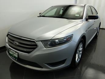 2014 Ford Taurus SE - 1380040531