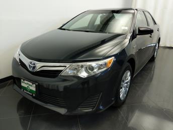 2013 Toyota Camry LE Hybrid - 1380040538