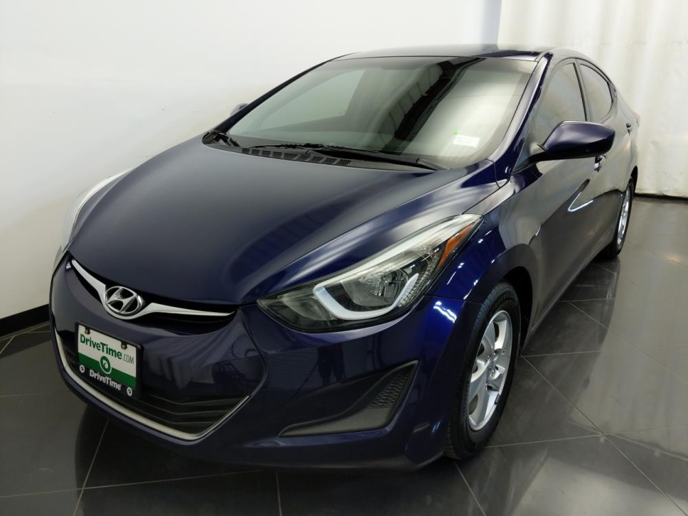 2014 Hyundai Elantra SE - 1380040548