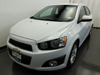 2013 Chevrolet Sonic LT - 1380040559