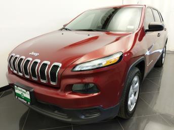 2015 Jeep Cherokee Sport - 1380040578