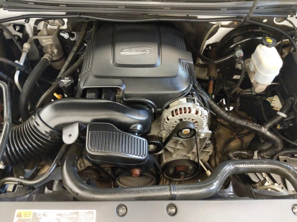 2012 Chevrolet Silverado 1500 Extended Cab LT 6.5 ft - 1380040631