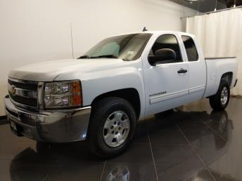 Used 2012 Chevrolet Silverado 1500