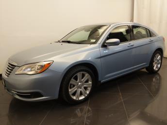 2013 Chrysler 200 Touring - 1380040662