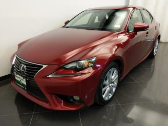 2014 Lexus IS 250  - 1380040681