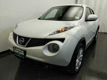2013 Nissan JUKE SL - 1380040692