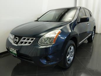 2012 Nissan Rogue S - 1380040722