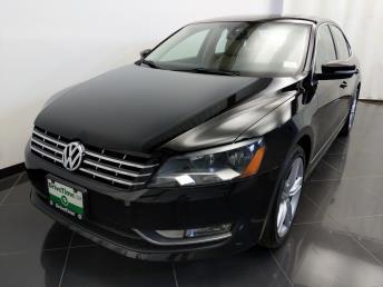 2015 Volkswagen Passat 1.8T SEL Premium - 1380040735