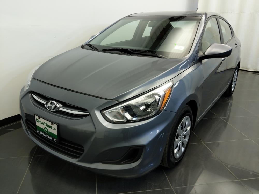 2017 Hyundai Accent SE - 1380040742