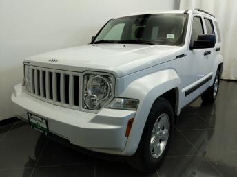 2012 Jeep Liberty Sport - 1380040778