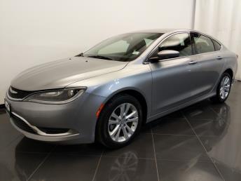 2015 Chrysler 200 Limited - 1380040820