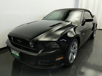 2014 Ford Mustang GT - 1380040823