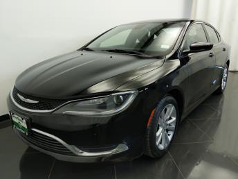 2015 Chrysler 200 Limited - 1380040827