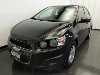 2013 Chevrolet Sonic LT - 1380040828