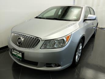 2012 Buick LaCrosse Leather - 1380040895