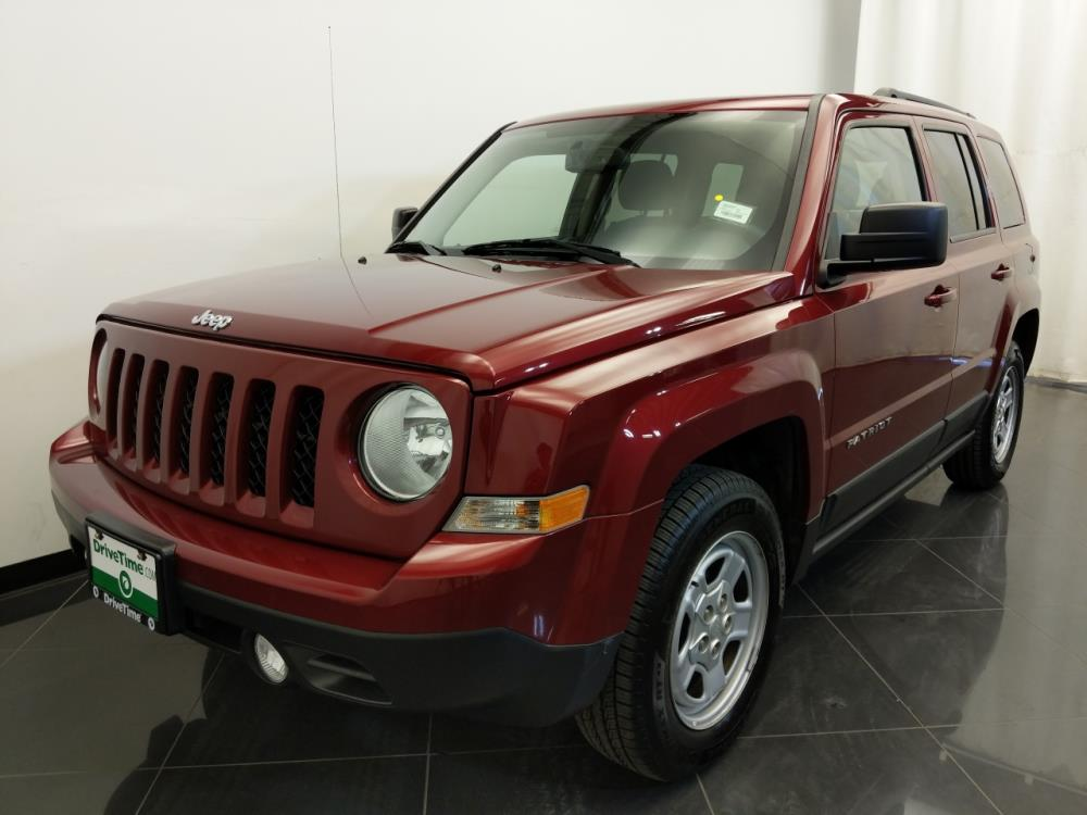 2016 Jeep Patriot Sport - 1380040917