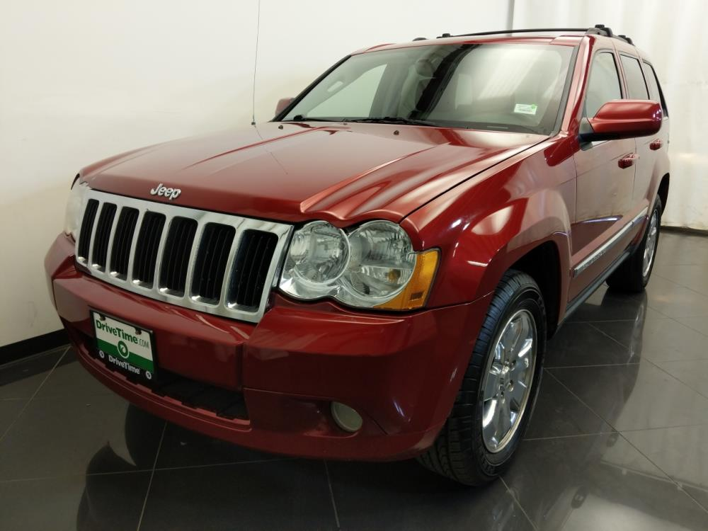 2009 Jeep Grand Cherokee Limited - 1380040941