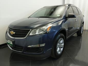 2013 Chevrolet Traverse LS - 1380040970