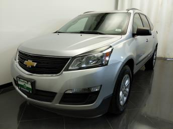 2014 Chevrolet Traverse LS - 1380041014