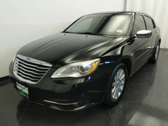 2013 Chrysler 200 Limited - 1380041048