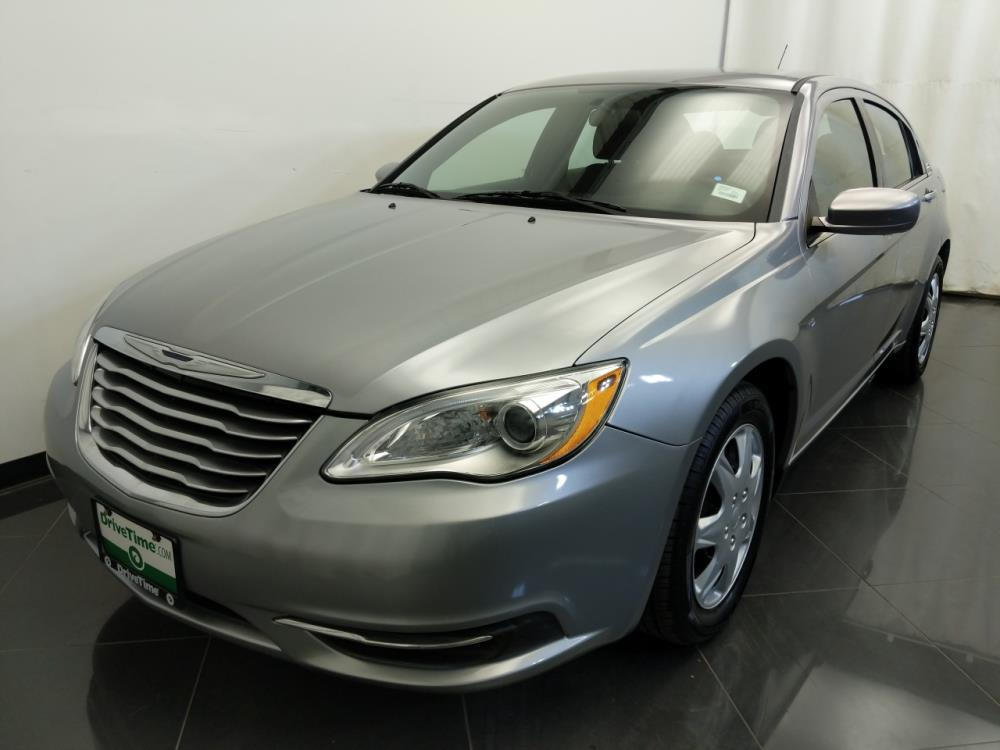 2014 Chrysler 200 LX - 1380041052