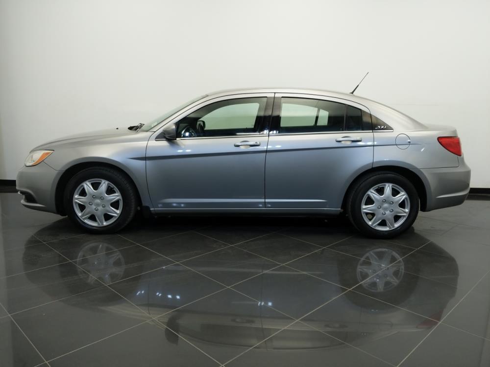 2014 Chrysler 200 LX - 1380041052
