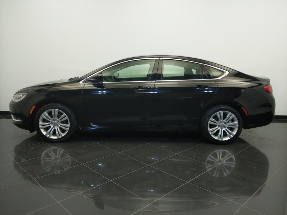2015 Chrysler 200 Limited - 1380041084