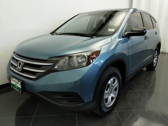 Used 2014 Honda CR-V
