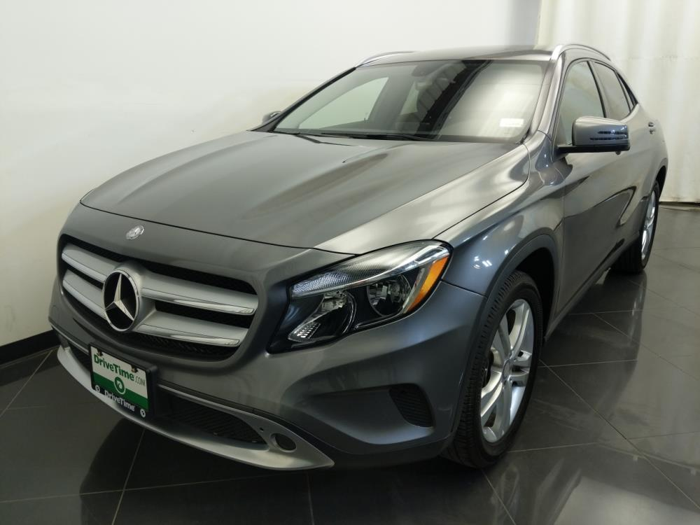 2015 mercedes benz gla250 4matic for sale in dallas