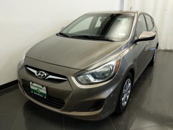 2014 Hyundai Accent GS - 1380041181