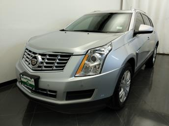 2016 Cadillac SRX Luxury Collection - 1380041400