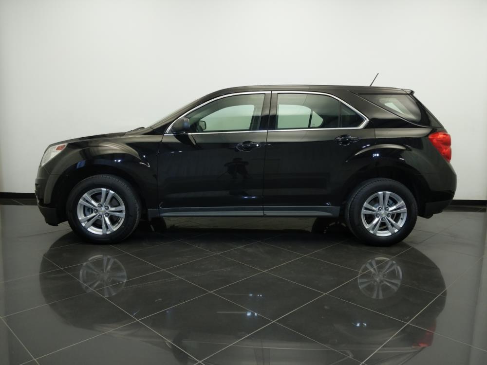 2013 Chevrolet Equinox LS - 1380041420