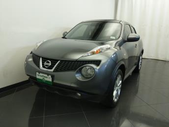 2012 Nissan JUKE SL - 1380041429
