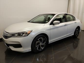 2017 Honda Accord LX - 1380041463