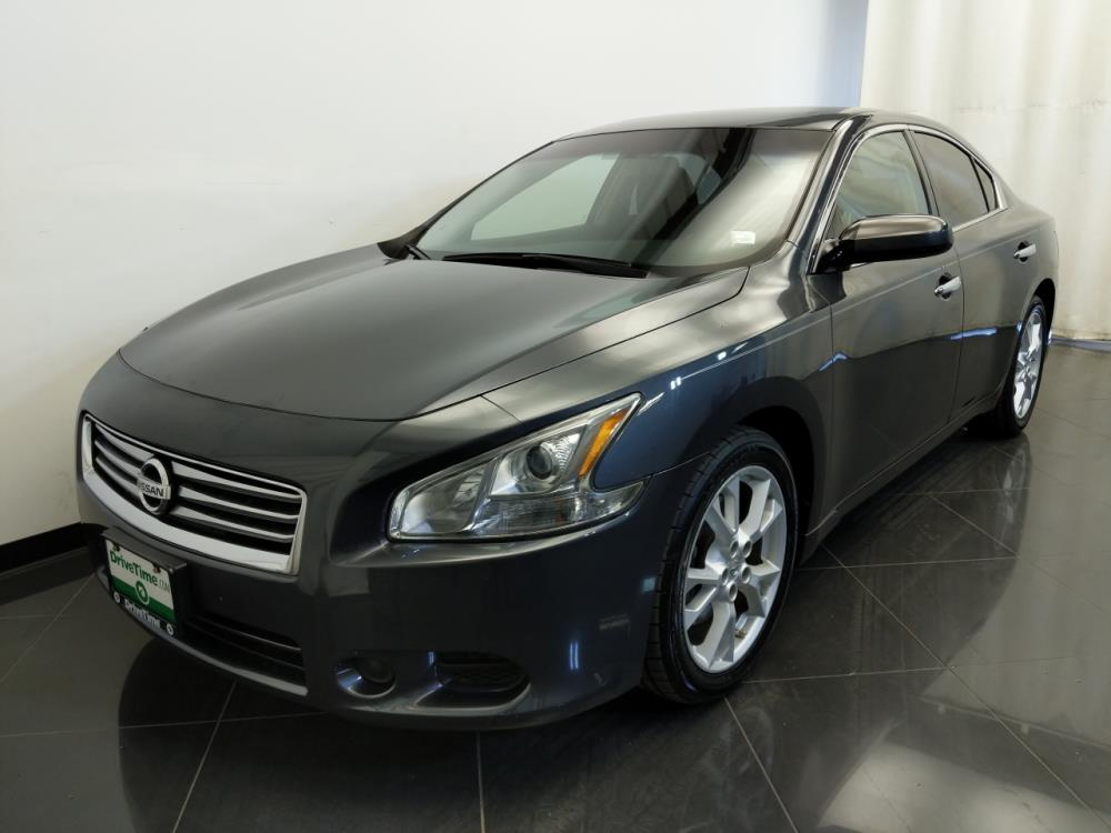 veh maxima nissan autobank il sedan chicago s in